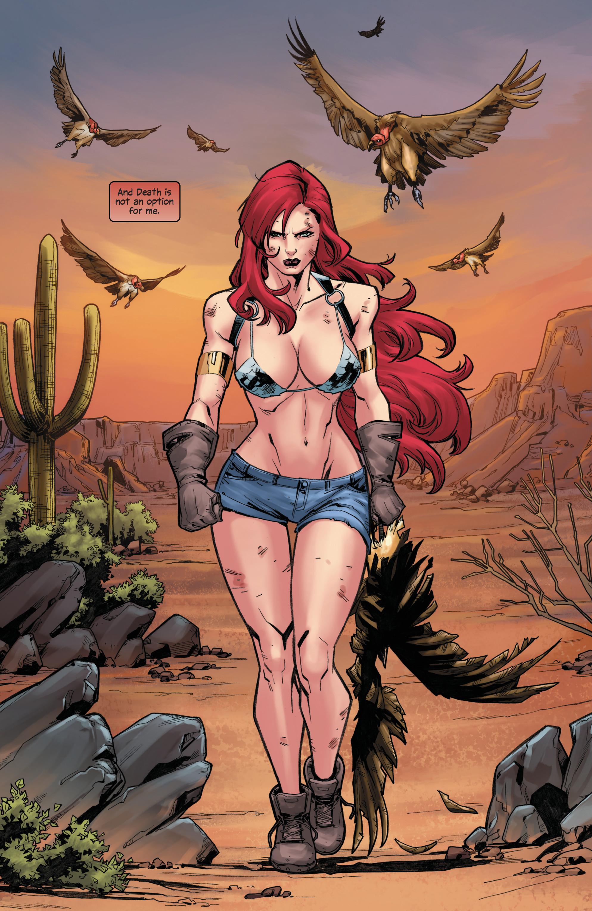 Red Sonja Vol 4 010 006