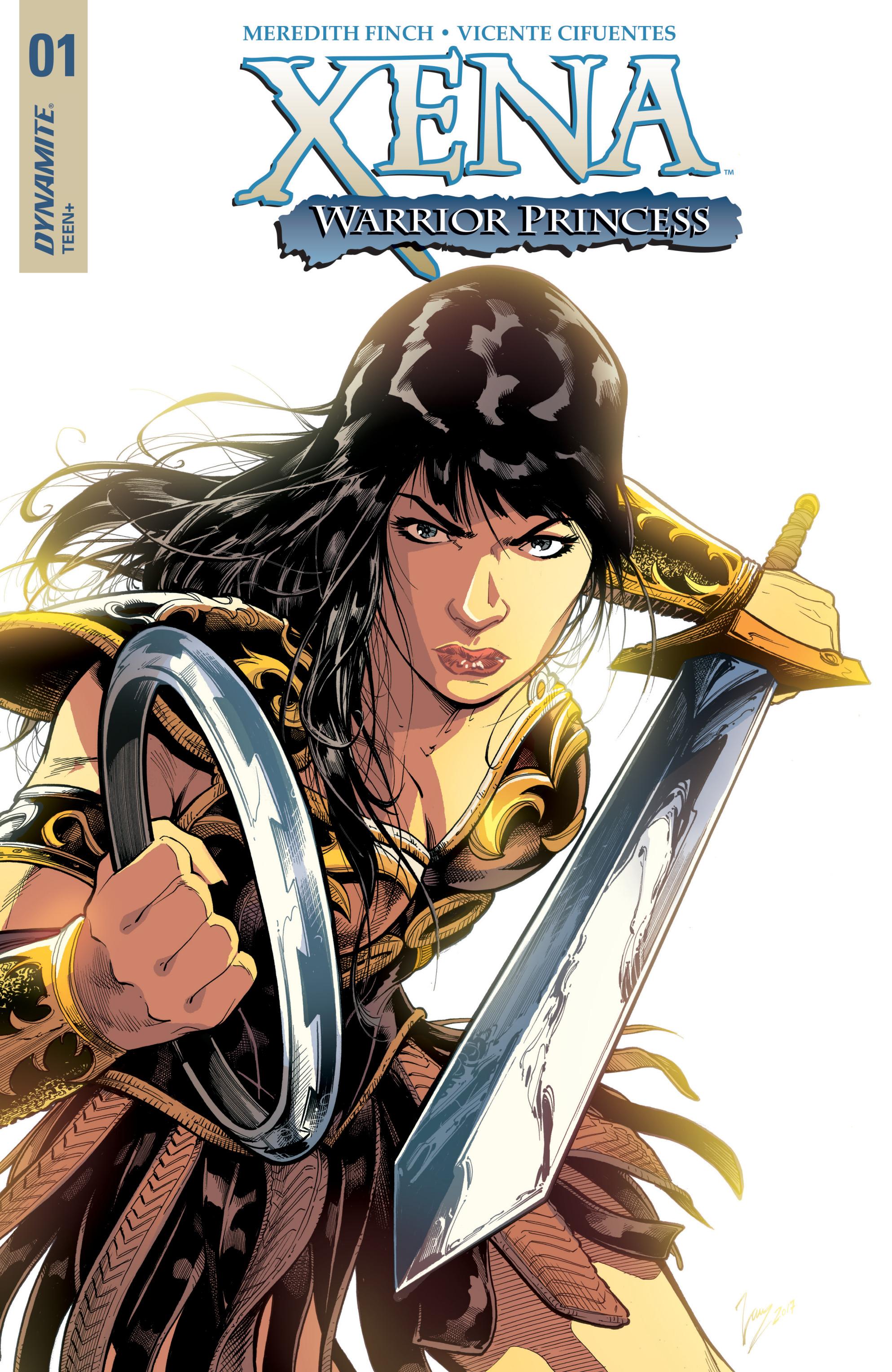 Xena Warrior Princess 001 001