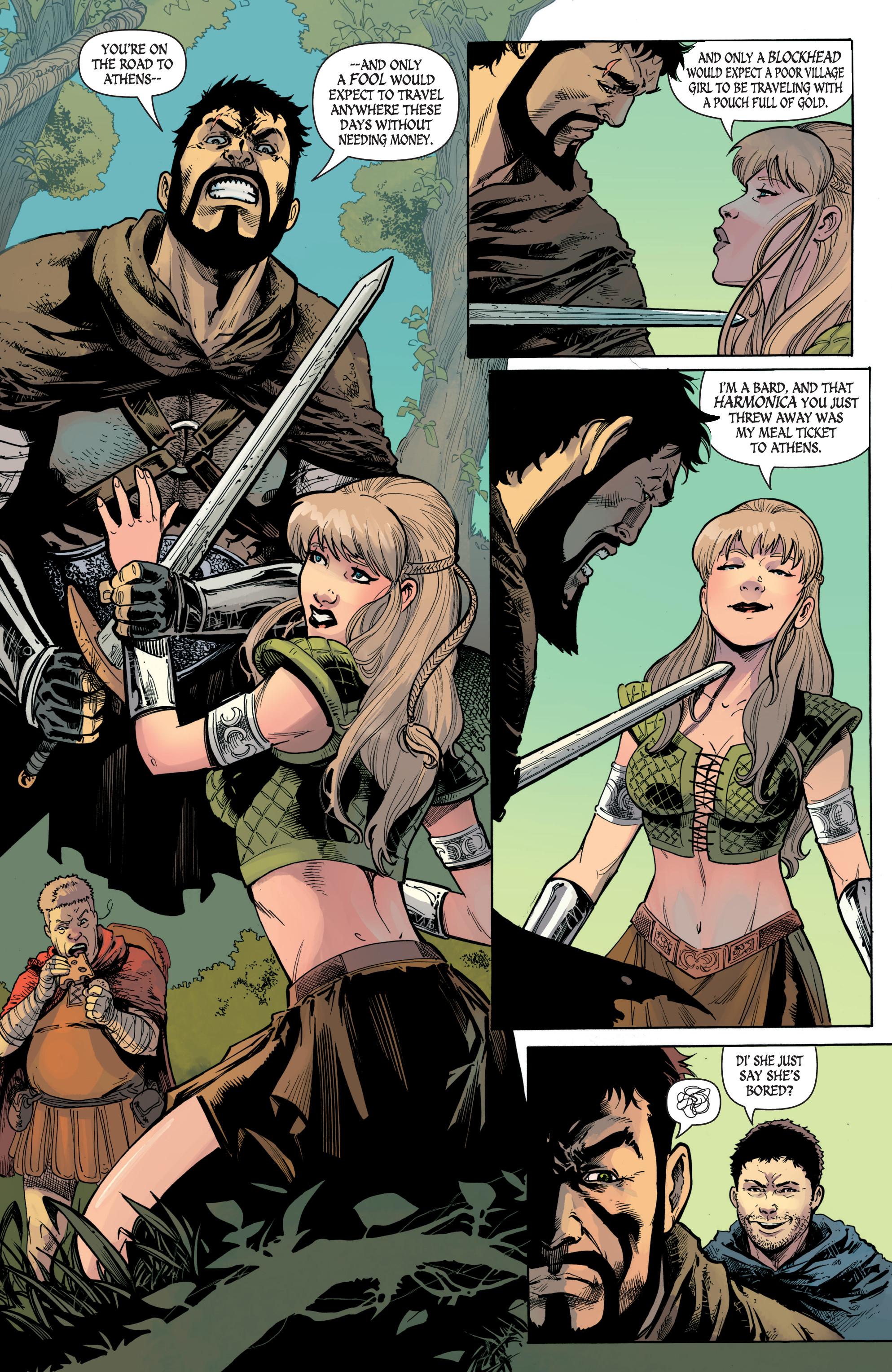 Xena Warrior Princess 001 008