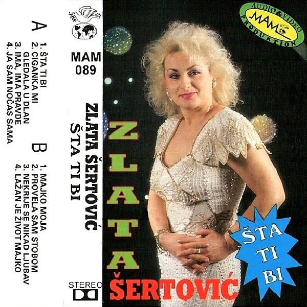 Zlata Sertovic 1994 Sta ti bi