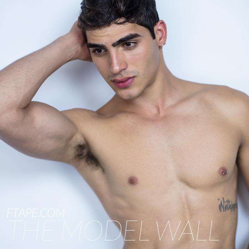 Jhonattan Burjack The Model Wall FTAPE 05
