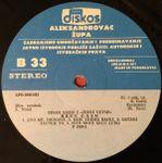 Sinan Sakic - Diskografija 36115071_Ploca_B