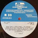 Sinan Sakic - Diskografija 36822456_Ploca_B