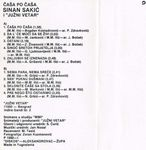 Sinan Sakic - Diskografija 36822571_Kaseta_Zadnja