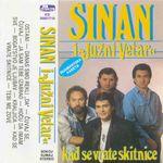 Sinan Sakic - Diskografija 36822713_Kaseta_Prednja