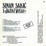Sinan Sakic - Diskografija 36822714_Kaseta_Zadnja