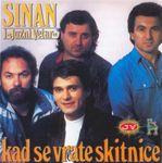 Sinan Sakic - Diskografija 36822716_Prednja_CD