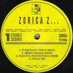 Zorica Markovic - Diskografija  36840185_Ploca_A