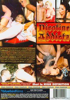 Nicotine Addictz (Bluebird Films) [2012 г., Fetish, Smoking, Anal, DP, WEB-DL] Split Scenes