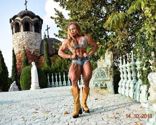 Nataliya Kuznetsova (Trukhina) Amazonka