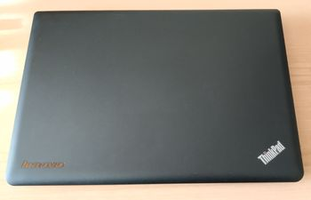 [VENDIDO]  Portátil Lenovo Thinkpad Edge E330. 8 GB RAM + 500 GB HDD