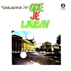 Koktel 1974 - Omladina '74 40364294_Omladina_74-a
