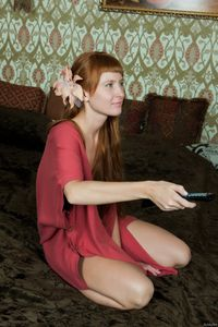 Lovely Redheads - BRISA RAHAT- A Fruity, Hairy Pussy-o6wwdtjqtb.jpg