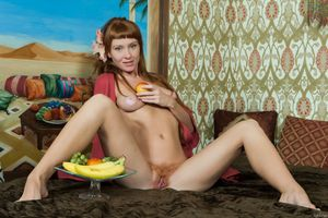 Lovely Redheads - BRISA RAHAT- A Fruity, Hairy Pussy-s6wwdts716.jpg