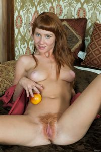 Lovely Redheads - BRISA RAHAT- A Fruity, Hairy Pussy-h6wwdu5byp.jpg