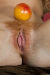 Lovely Redheads - BRISA RAHAT- A Fruity, Hairy Pussy-m6wwdu8m1a.jpg