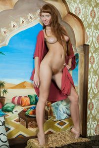 Lovely Redheads - BRISA RAHAT- A Fruity, Hairy Pussy-o6wwdup441.jpg