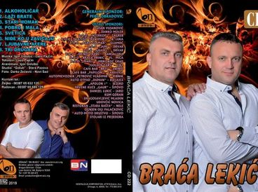 Braca Lekic 2019 - Tri drugara 41249097_folder