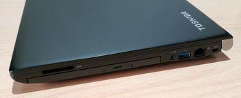 [VENDIDO] Portátil Toshiba Portege R30-A-17E. 8 GB + 500 GB HDD