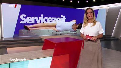 Yvonne Willicks Servicezeit