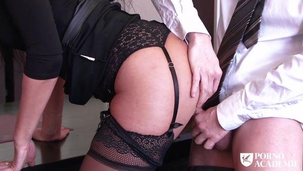 Porno Academie - Ania Kinski [SD 480p]