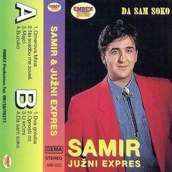 Samir Radetinac 1994 - Da sam soko 55878969_Samir_1994_-_Da_sam_soko-a