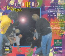 The Kuguars – Kolekcija 56073442_BACK